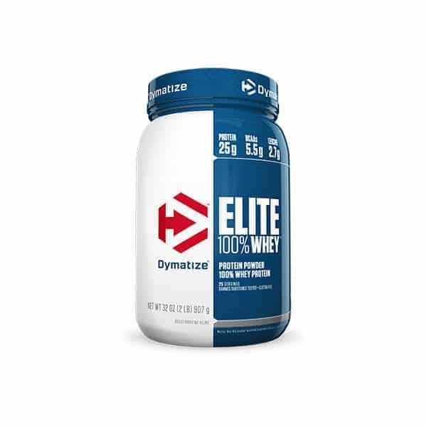 Elite 100% Whey Protein 5 LBS