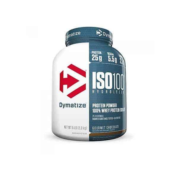 ISO-100 (5 LBS)