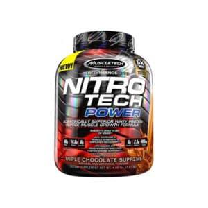 Nitro-Tech Power 4LBS