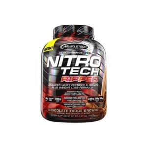 Nitro-Tech Ripped 4LBS