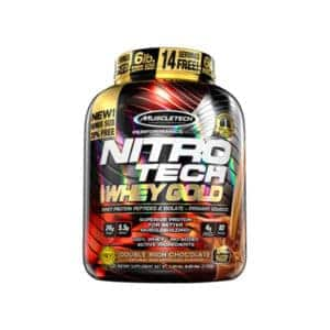 Nitro Tech 100% Whey Gold