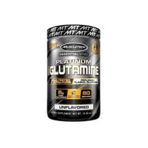 Platinum 100% Glutamine 60 Servings