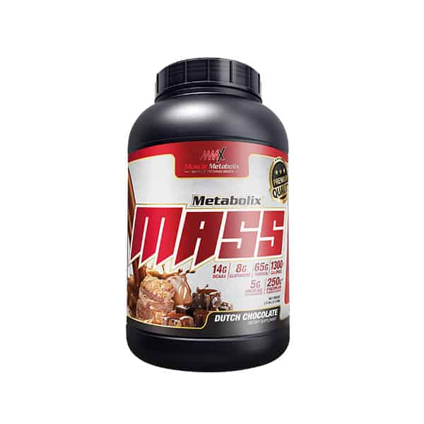mmx mass 2lbs new