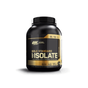GOLD STANDARD ISOLATE WHEY 5LBS