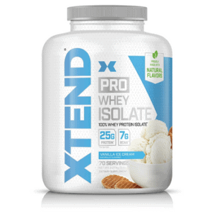 Xtend X Pro Whey Isolate 5LBS Dented