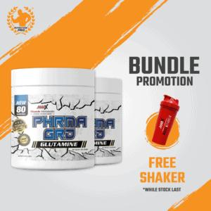 MMX Glutamine Bundle Deals (2 units)